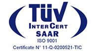 SGA la migliore archiviazione documenti certificata TUV ISO 9001