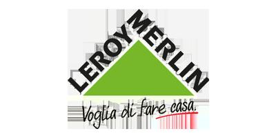 Leroy Merlin è un cliente di SGA Archivi Documenti Cartacei Milano