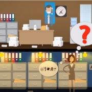 Video che spiega come SGA archivia la documentazione dell'azienda a cui eroga i propri servizi