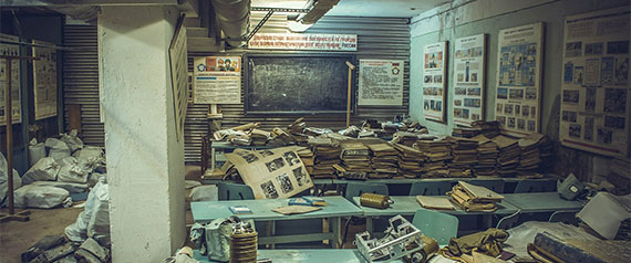 Archiviazione fisica documenti cartacei